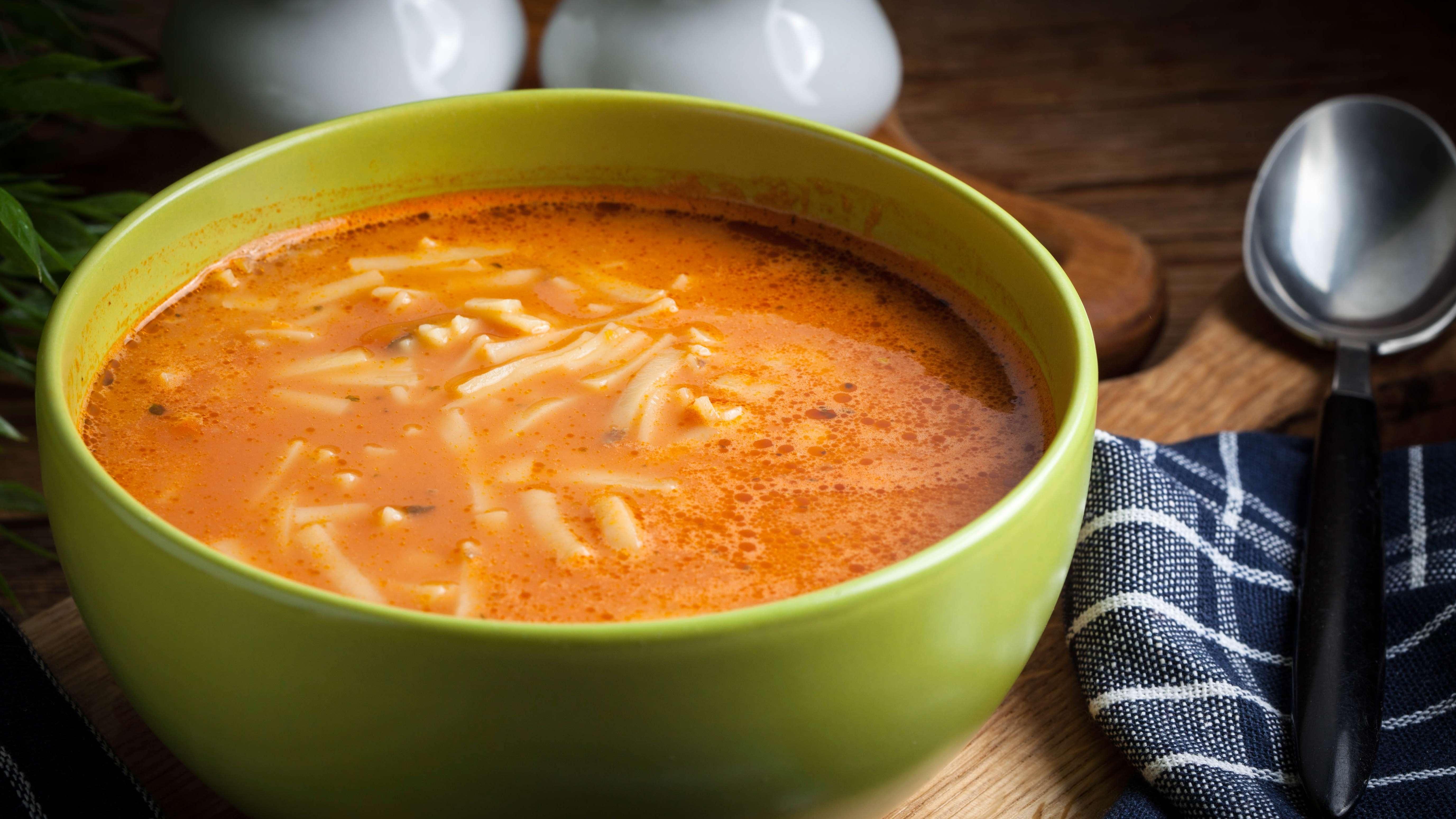 Erişte Çorbası Videosu