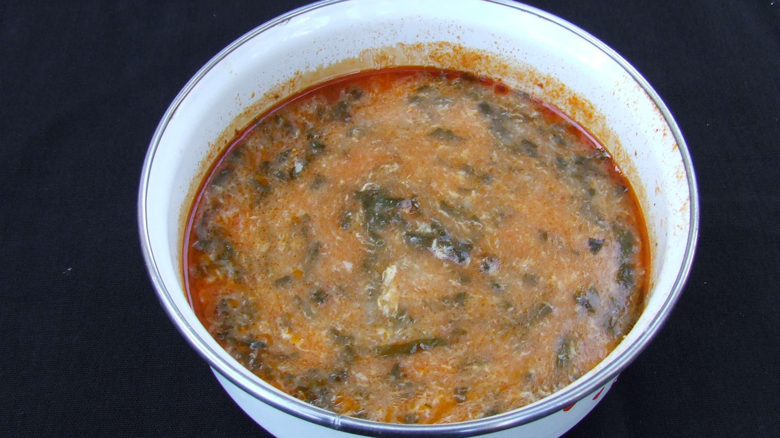 Ispanaklı Çorba Tarifi Ispanak Çorbası