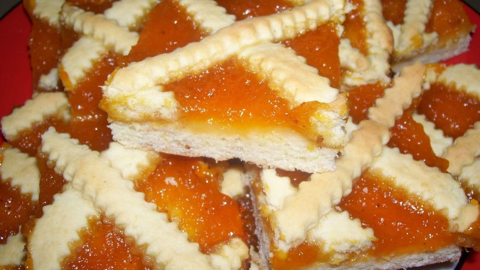 Marmelatlı Tart
